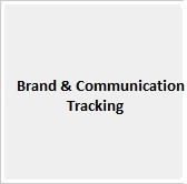 Brand & Communication Tracking Research